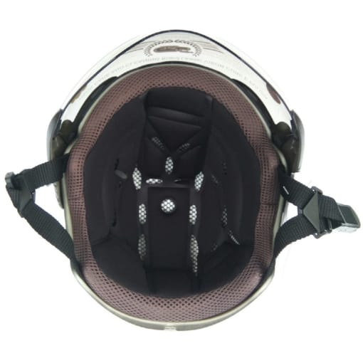 mũ A760k có kính xanh than nhám