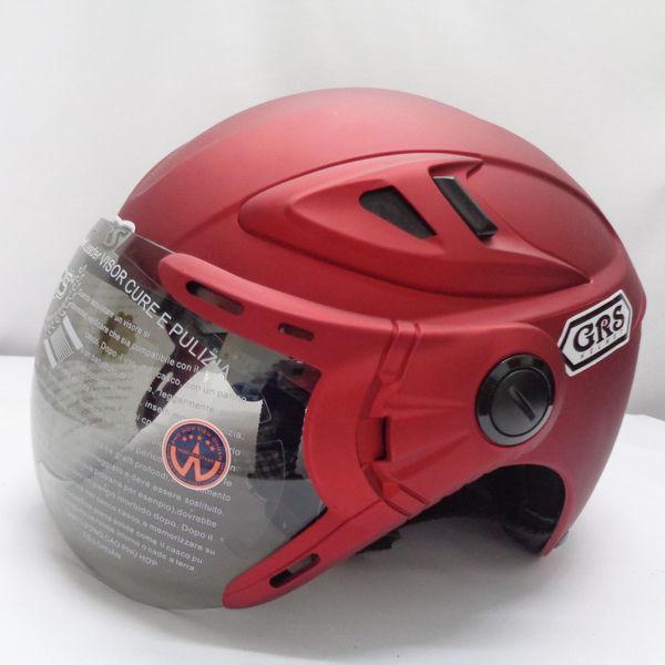 mũ bảo hiểm grs a966k 2 kính
