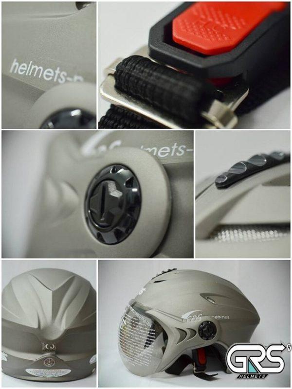 đánh giá mũ bảo hiểm grs