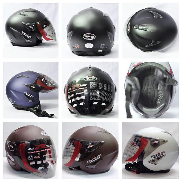 các loại mũ bảo hiểm thời trang