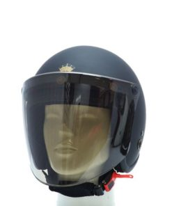 kính mũ bảo hiểm royal màu khói