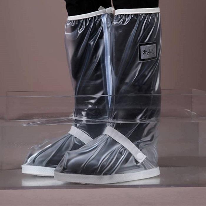 bọc giày đi mưa hà nội