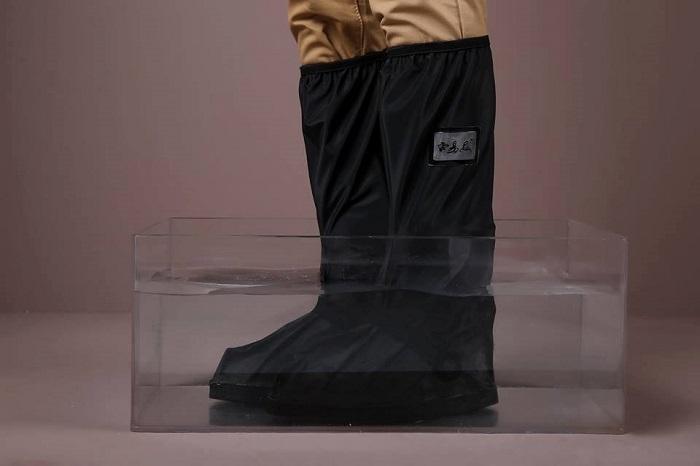 bọc giày đi mưa i