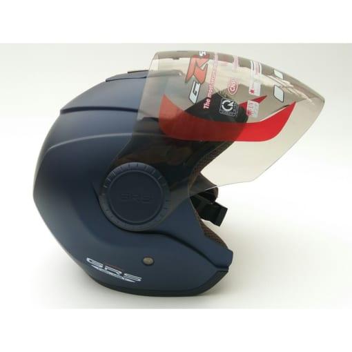 mũ a649k 3/4 có kính