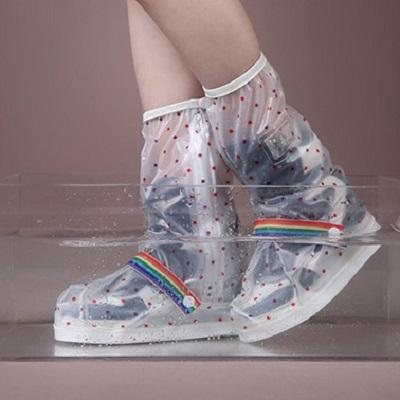 giày nhựa đi mưa hà nội