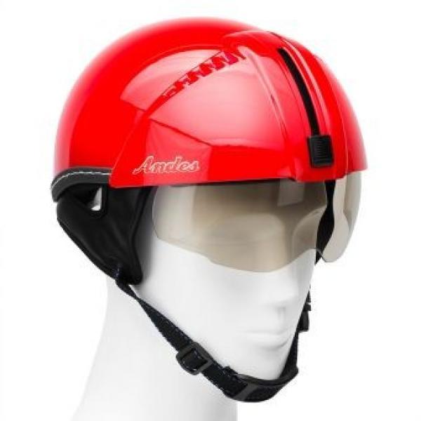 Mũ bảo hiểm có kính râm chống nắng Andes 181