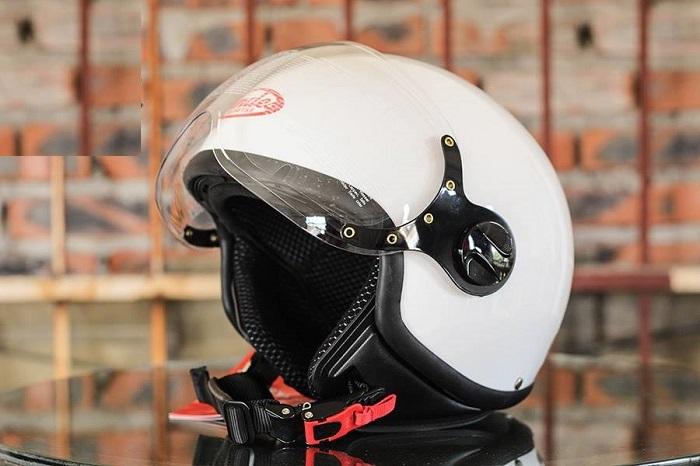 Mũ bảo hiểm có kính Andes cho nam và nữ