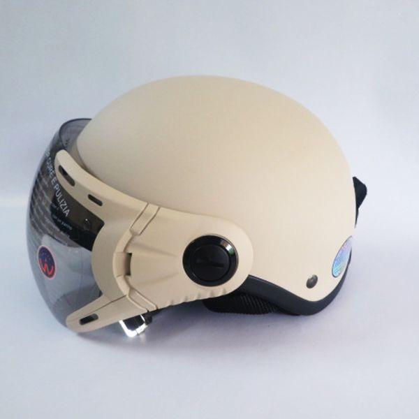 Mũ bảo hiểm 1/2 đầu đẹp thời trang