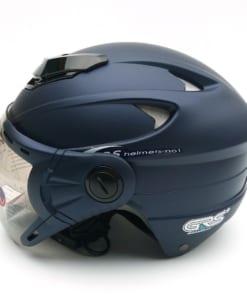 mũ A922k có kính xanh thán nhám