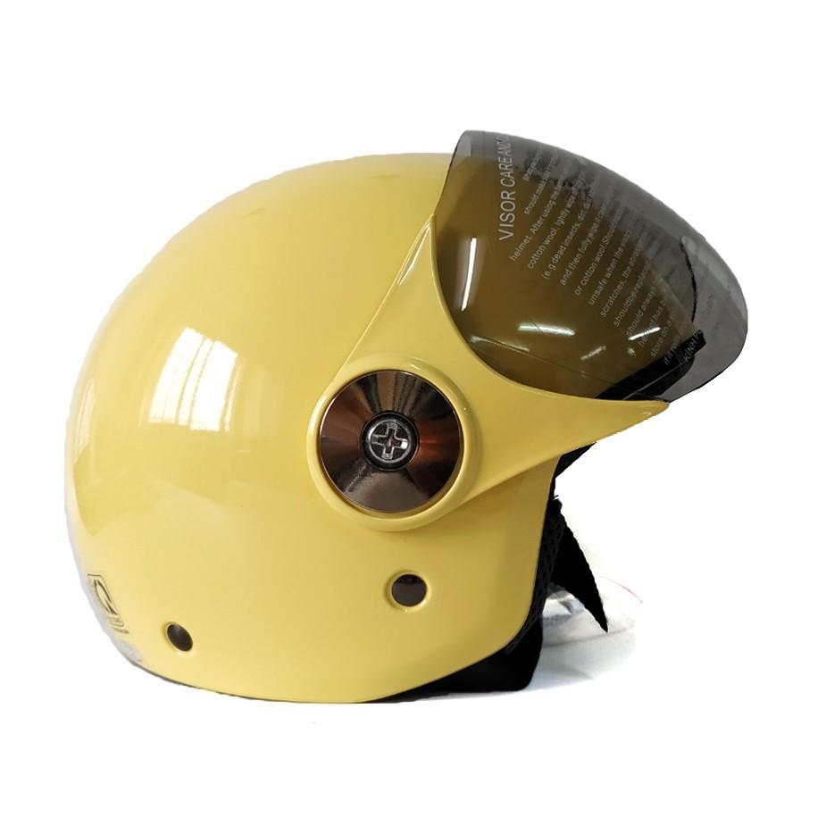 mũ A780k 2/3 có kính vàng bóng