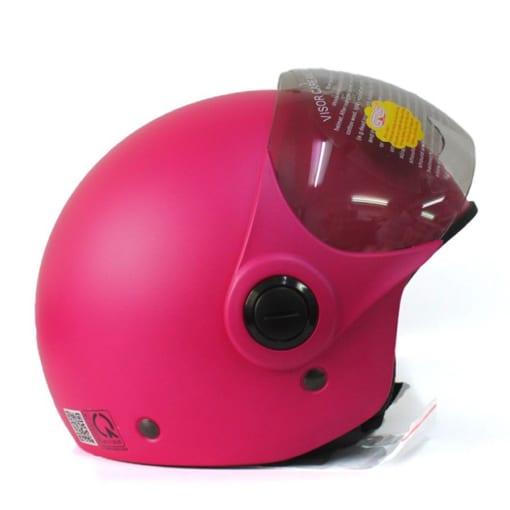 mũ A780k 2/3 có kính hồng nhám