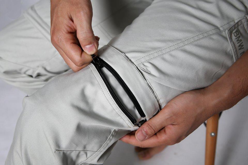 quần tháo ống chống nước