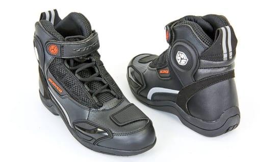 giày moto cao cổ