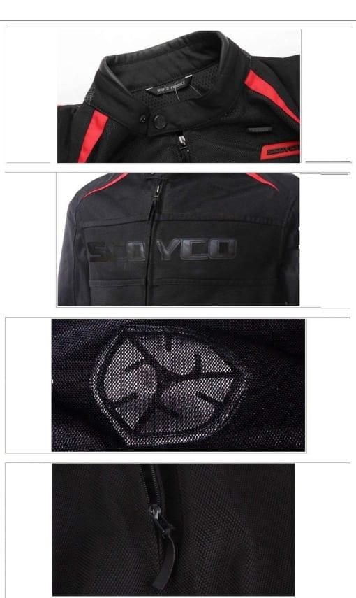 áo khoác bảo hộ xe máy