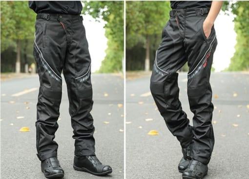 quần giáp moto Scoyco