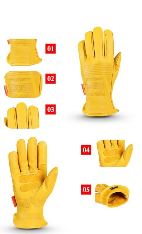 găng tay ozero 5011