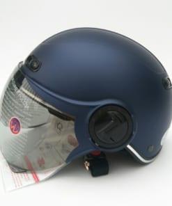 mũ bảo hiểm A32k tím than nhám